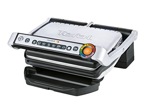 Das Basis Modell: Tefal OptiGrill (GC702D)