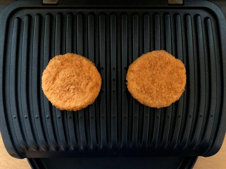 Back Camembert grillen OptiGrill