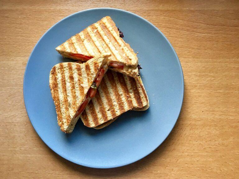 Einfaches Kaese Sandwich Rezept