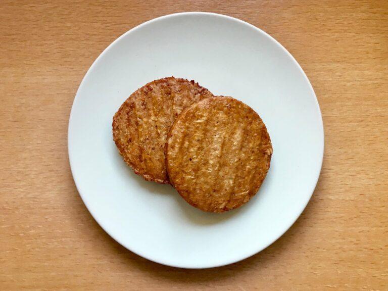 Gegrillte vegetarische Burger Valess