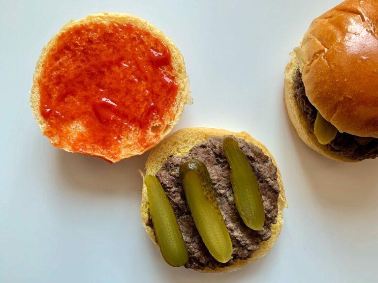 Hamburger belegen