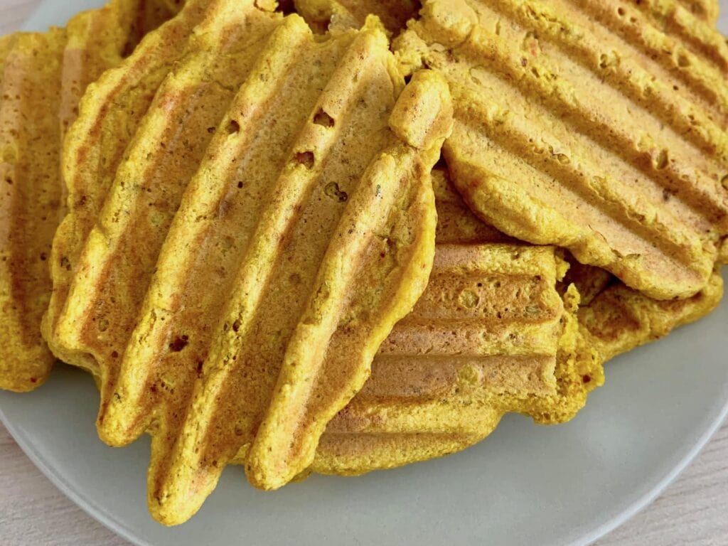Kontaktgrill Rezept Falafel grillen