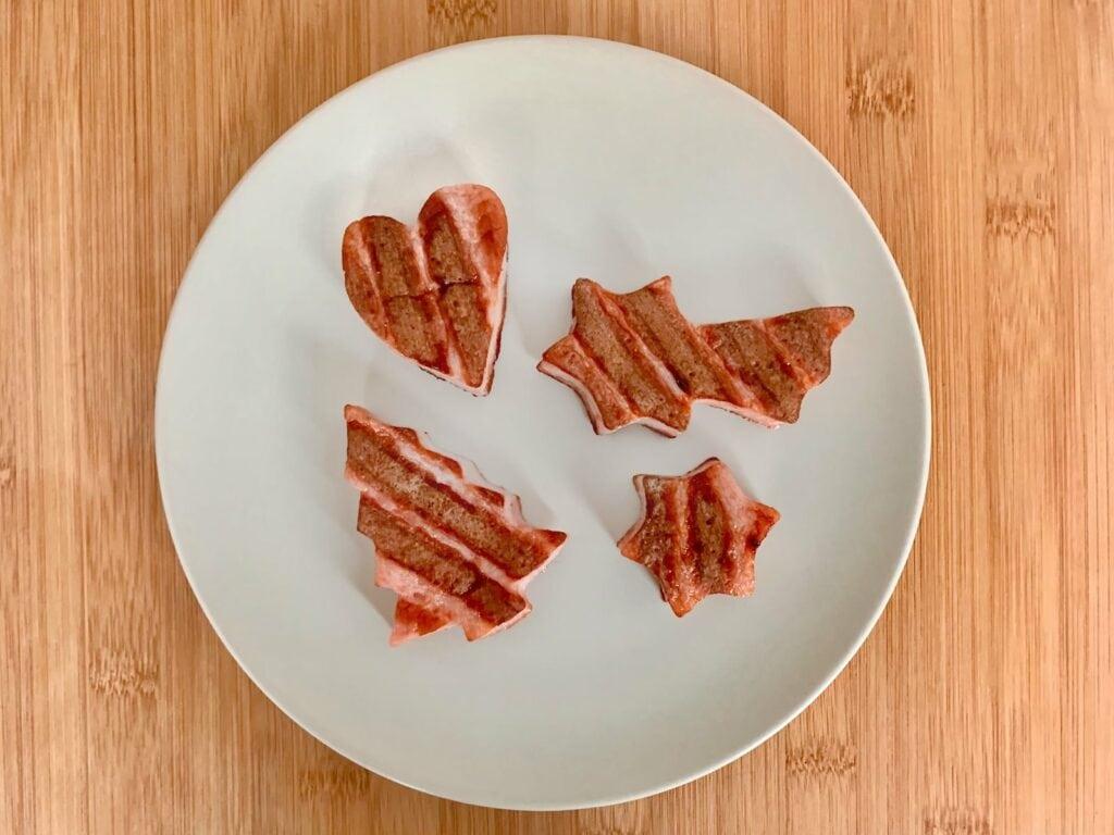 Kontaktgrill Rezept Fleischkäkse Weihnachten