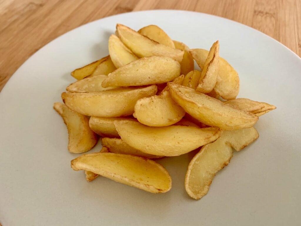 Kontaktgrill Rezept Kartoffel Wedges