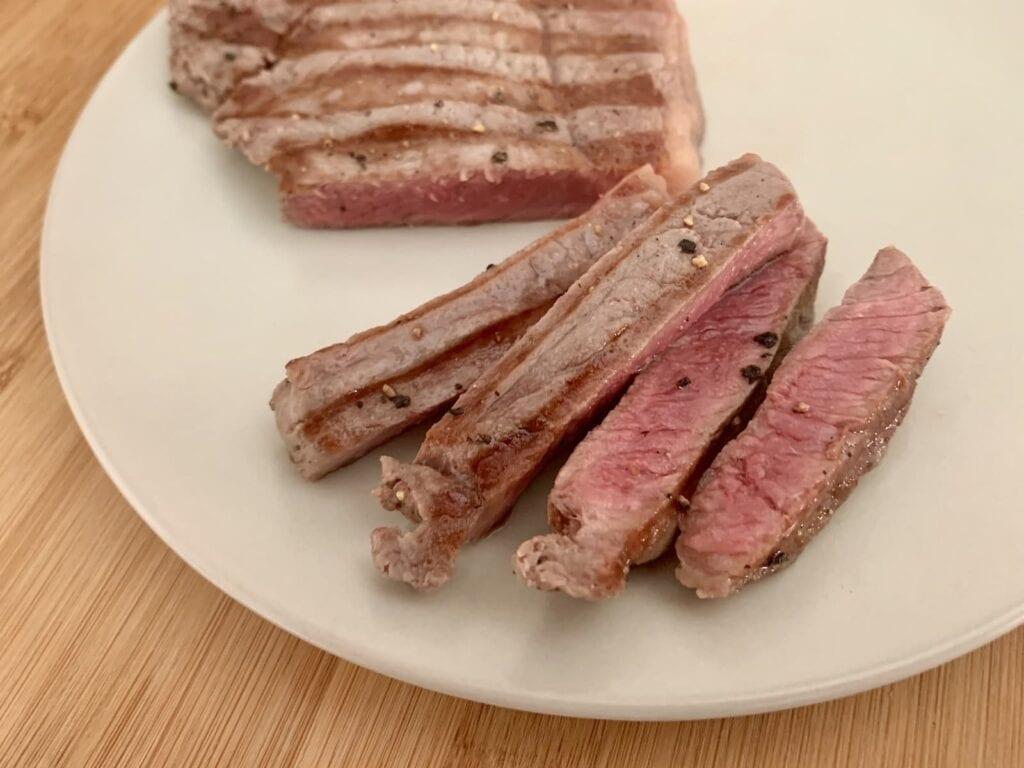 Kontaktgrill Rezept Roastbeef grillen
