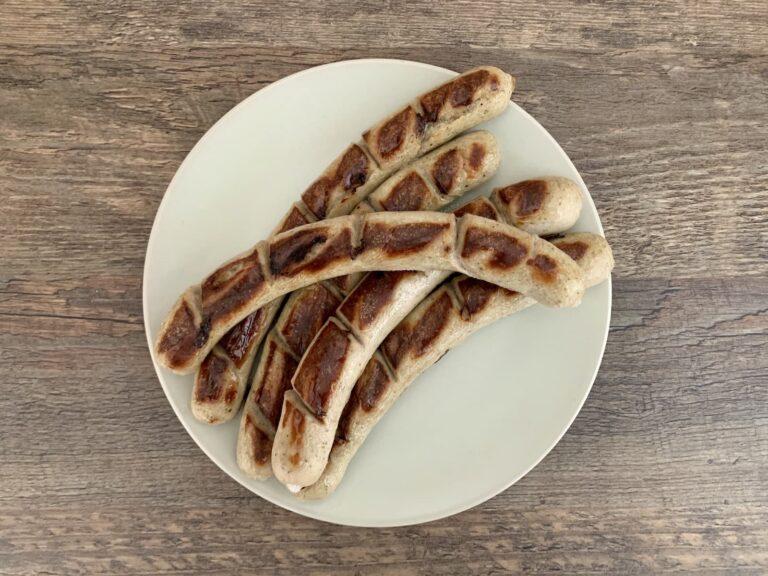 OptiGrill Rezept Bratwurst grillen
