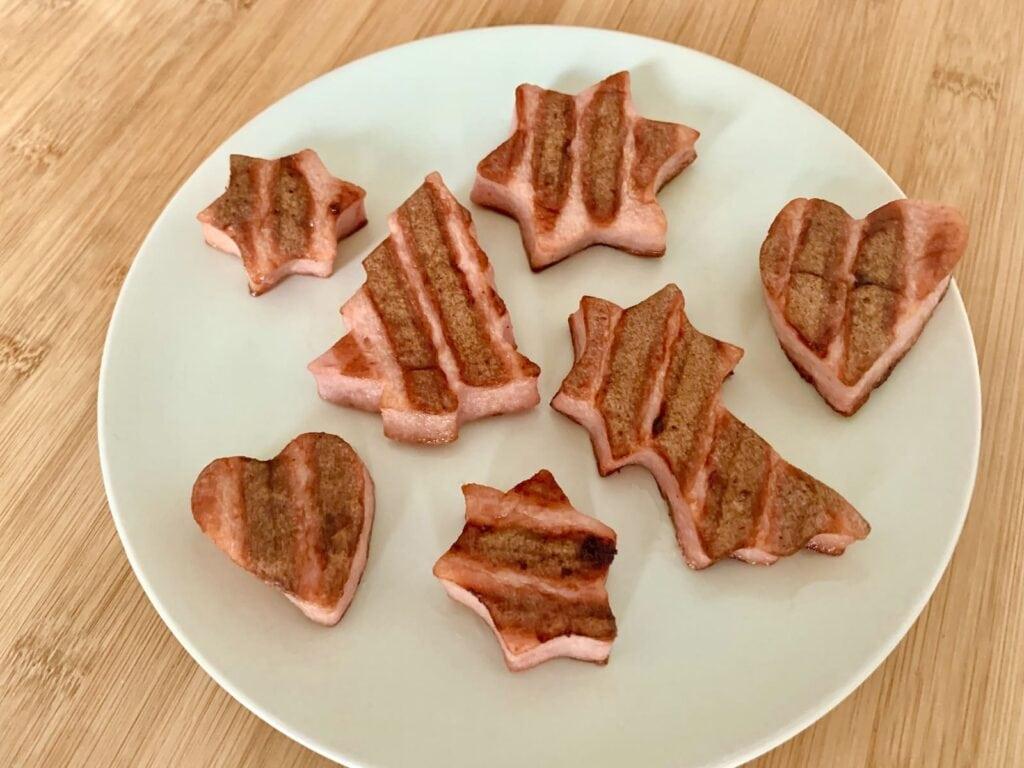 OptiGrill Rezept Fleischkäkse Weihnachten