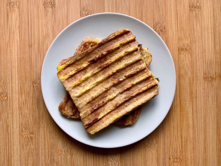 OptiGrill Rezept French Toast