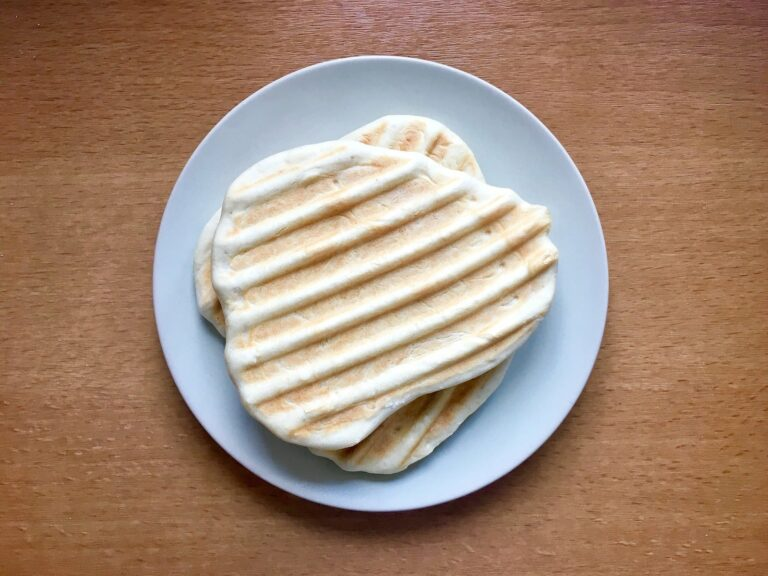OptiGrill Rezept Grillbrot mit Trockenhefe