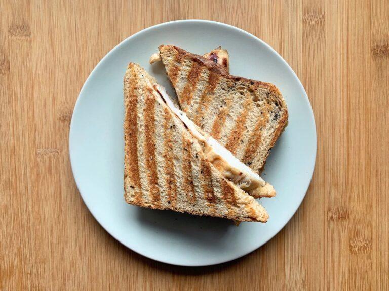 OptiGrill Rezept Hähnchen Sandwich