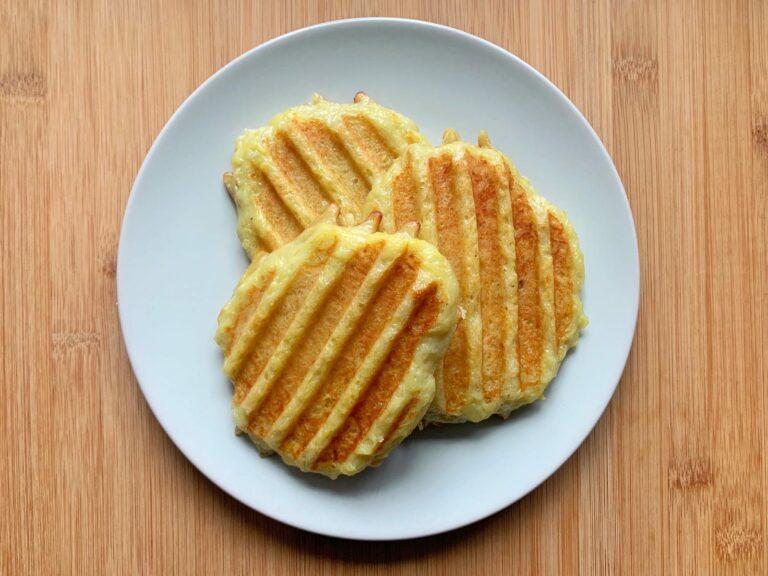 OptiGrill Rezept Kartoffel Puffer