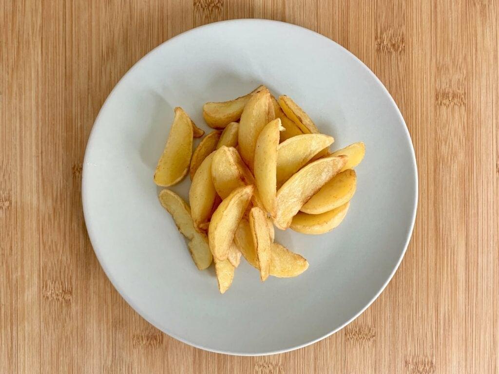 OptiGrill Rezept Kartoffel Wedges