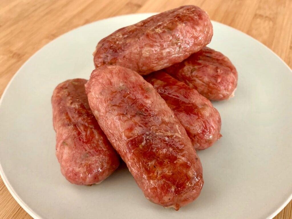 OptiGrill Rezept Salsiccia grillen