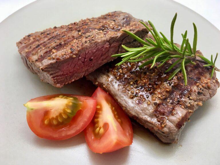 OptiGrill Steak Rosmarin Tomate