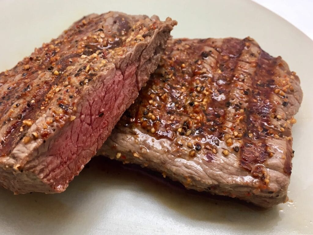 OptiGrill Steak grillen