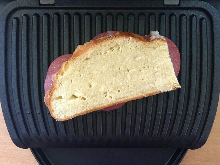 Sandwich Salami OptiGrill