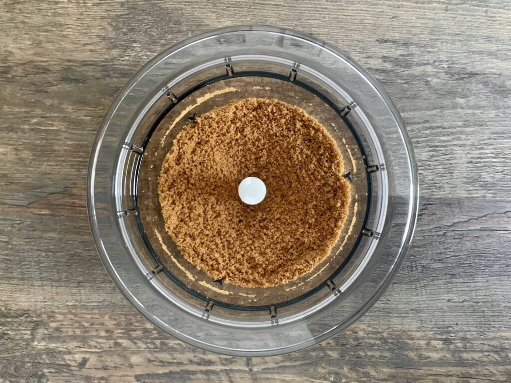 Spekulatius Kekse zerkleinern