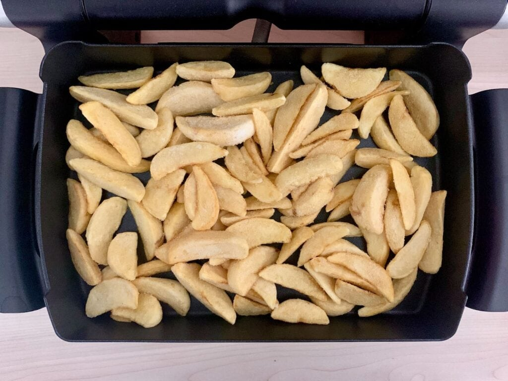 TK Kartoffel Wedges OptiGrill Backschale