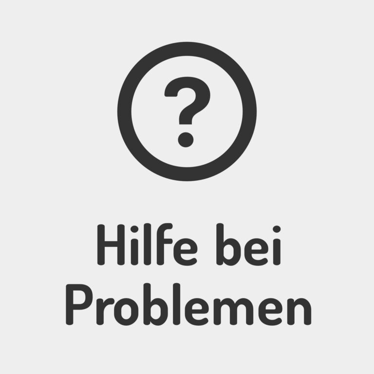 OptiGrill Fehler & Probleme beheben