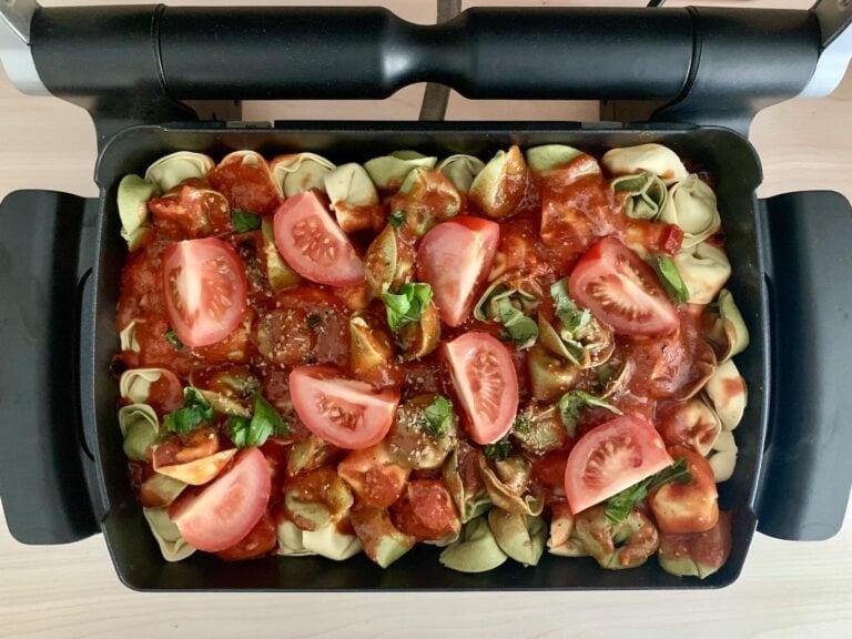 Tomatensauce Tomaten Basilikum