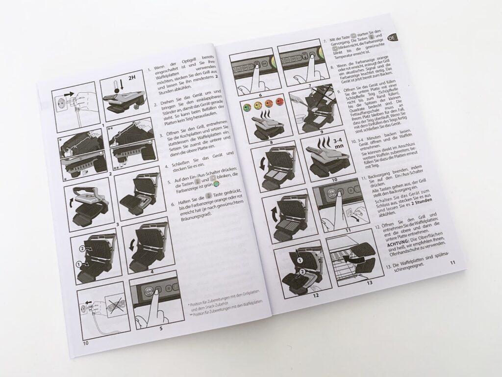 Handbuch Waffelplatten
